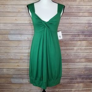 Lush Dress Avocado Color Medium